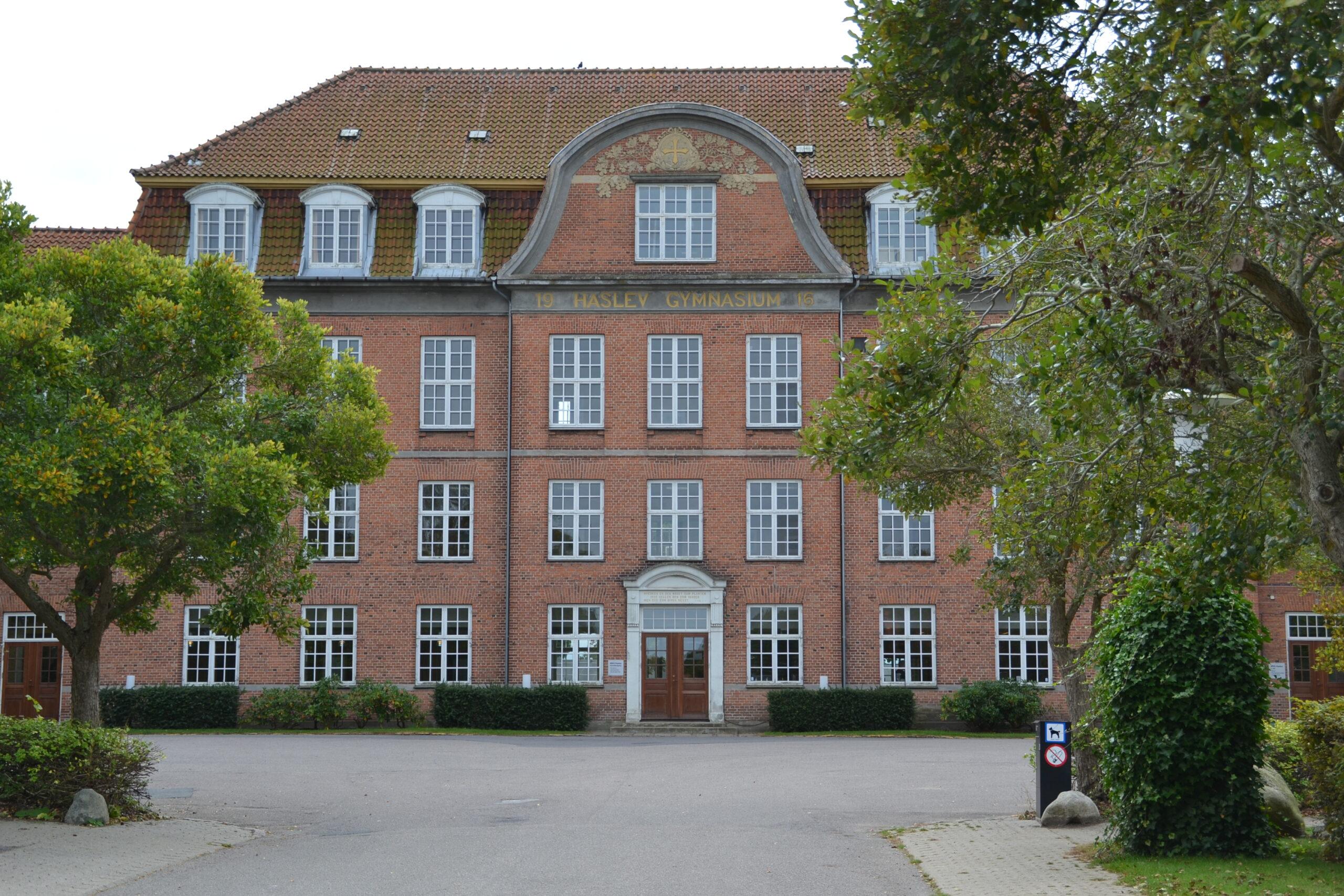 MSG Haslev facade